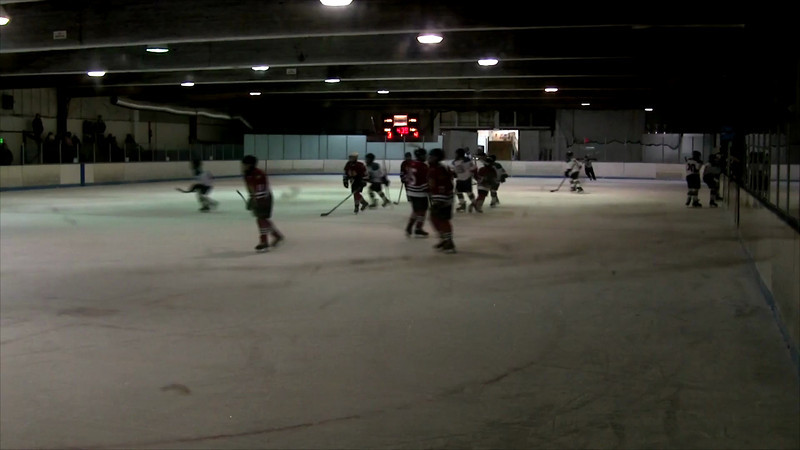 1-12-2013 vs Tacoma Rockets 3rd Period Part 3