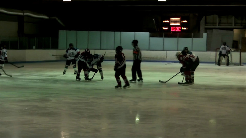 1-13-2013 vs Tacoma 1st Period Part 1