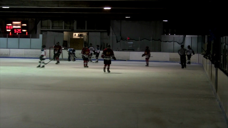 1-13-2013 vs Tacoma 3rd Period Part 2