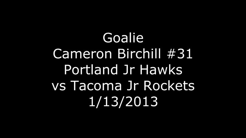 Goalie Highlights