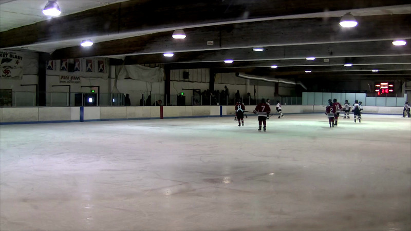 1-13-2013 vs Tacoma 1st Period Part 3