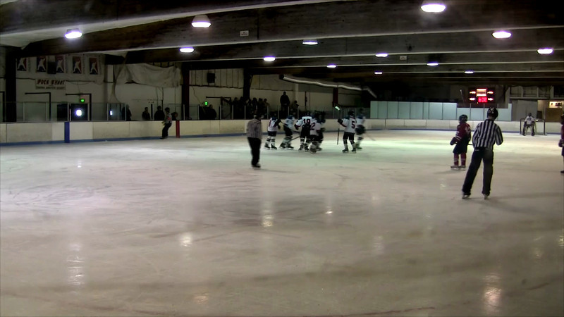 1-13-2013 vs Tacoma 1st Period Part 2