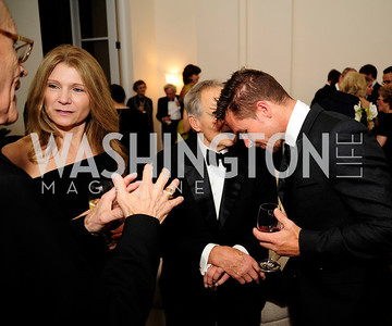 Donna Weber,Felix Baumgartner,June 13.2013.125th Anniversary of National Geographic Explorers Gala  at The National Building Museum,Kyle Samperton