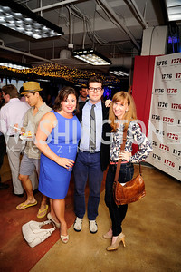Lovisa Williams,Marc Drapeau,Lisa DesjardinsJuly 2 ,2013. 1776's Independence Day Party,Kyle Samperton