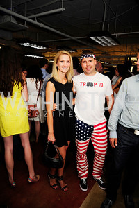 Laura Thompson,Matt Thompson,,July 2 ,2013. 1776's Independence Day Party,Kyle Samperton