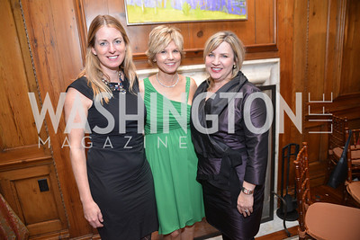 Amy Gammon, Alice Haase, Courtney Straus, S&R Foundation's Night Nouveau at the Evermay Estate.  Photo by Ben Droz