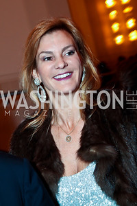 Katharine Weymouth. Photo by Tony Powell. 2013 Alvin Ailey Gala. Kennedy Center. February 5, 2013