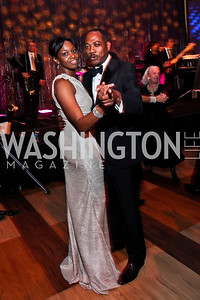 Yelberton Watkins. Photo by Tony Powell. 2013 Alvin Ailey Gala. Kennedy Center. February 5, 2013