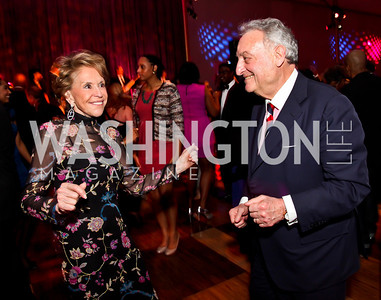 Joan and Sandy Weill. Photo by Tony Powell. 2013 Alvin Ailey Gala. Kennedy Center. February 5, 2013
