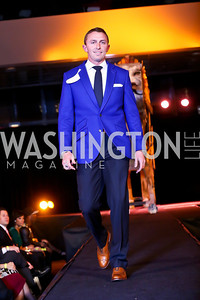 "Kai Forbath. Photo by Tony Powell. Becky's Fund ""Walk this Way"" Fashion Show. Italian Embassy. November 8, 2013"