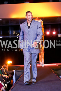 "Fred Smoot. Photo by Tony Powell. Becky's Fund ""Walk this Way"" Fashion Show. Italian Embassy. November 8, 2013"