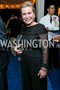 Jeanne Ruesch. Photo by Tony Powell. Cafritz Welcome Back from Summer. September 7, 2013