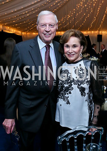 Joe and Alma Gildenhorn. Photo by Tony Powell. Cafritz Welcome Back from Summer. September 7, 2013