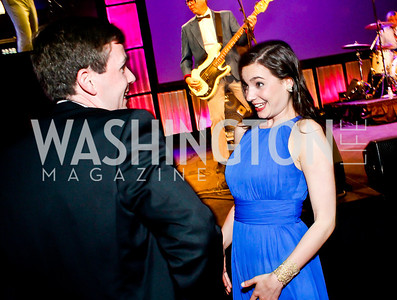 Patrick Flanagan, Jacqueline McCabe. Photo by Tony Powell. Catholic Charities Gala 2013. Marriott Wardman Park. April 27, 2013