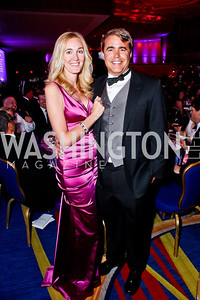 Britlan and Fred Malek. Photo by Tony Powell. Catholic Charities Gala 2013. Marriott Wardman Park. April 27, 2013