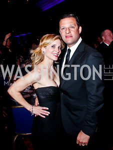 Stacey and Greg Lubar. Photo by Tony Powell. Catholic Charities Gala 2013. Marriott Wardman Park. April 27, 2013
