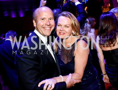 Rep. John and April Delaney. Photo by Tony Powell. Catholic Charities Gala 2013. Marriott Wardman Park. April 27, 2013