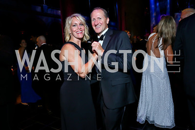 Angie and Paul Pagnato. Photo by Tony Powell. 2013 CharityWorks Dream Ball. October 5, 2013