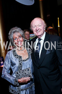 Marilyn and George Pedersen. Photo by Tony Powell. 2013 CharityWorks Dream Ball. October 5, 2013