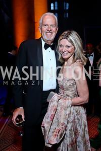 Jack Davies, Kay Kendall. Photo by Tony Powell. 2013 CharityWorks Dream Ball. October 5, 2013