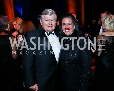 Alex and Susan Mandl. Photo by Tony Powell. 2013 CharityWorks Dream Ball. October 5, 2013