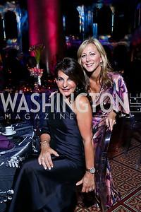 Anna Trone, Jean-Marie Fernandez. Photo by Tony Powell. 2013 CharityWorks Dream Ball. October 5, 2013