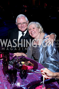 Jack and Leah Gansler. Photo by Tony Powell. 2013 CharityWorks Dream Ball. October 5, 2013