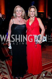 Penny Yerks, Piper Gioia. Photo by Tony Powell. 2013 CharityWorks Dream Ball. October 5, 2013