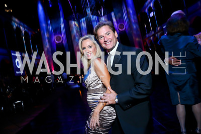 Victoria Kilcullen, Joe Ruzzo. Photo by Tony Powell. 2013 CharityWorks Dream Ball. October 5, 2013