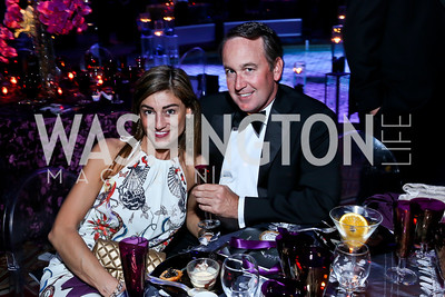 Karen and Chris Donatelli. Photo by Tony Powell. 2013 CharityWorks Dream Ball. October 5, 2013