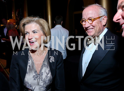 Anne and Ray Ritchey. Photo by Tony Powell. 2013 CharityWorks Dream Ball. October 5, 2013