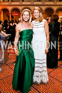 Andrea Cecchi, Stephanie O'Neil. Photo by Tony Powell. 2013 CNMC Ball. Building Museum. May 11, 2013