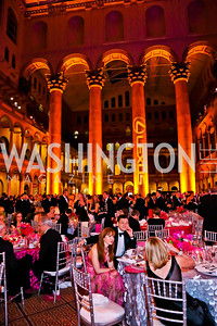 Photo by Tony Powell. 2013 CNMC Ball. Building Museum. May 11, 2013