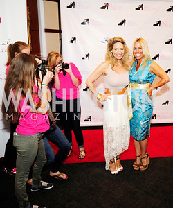 Kim Helfgott,Dawn Johnson,May  19,2013, 2013 DC Style Fashion Show,Kyle  Samperton
