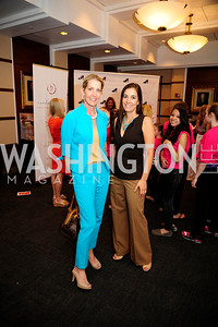 Janet Phillips,Paige McKenzie,2013 DC Style Fashion Show,May  19,2013,Kyle  Samperton