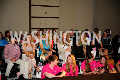Kim Helfgott,Dawn Johnson,Mary Amons,2013 DC Style Fashion Show,May  19,2013,Kyle  Samperton