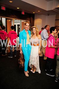 Janet Phillips, Kim Helfgott,2013 DC Style Fashion Show,May  19,2013,Kyle  Samperton