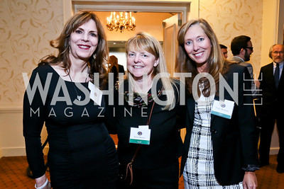 Colleen Sorensen, Karla Dutton, Cathy Kerkam. Photo by Tony Powell. Defenders of Wildlife Conservation Awards Dinner. Capitol Hilton. September 19, 2013