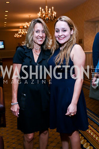Loretta and Gabi Stadler. Photo by Tony Powell. Defenders of Wildlife Conservation Awards Dinner. Capitol Hilton. September 19, 2013