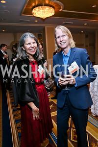 Dinah Bear, Holly Doremus. Photo by Tony Powell. Defenders of Wildlife Conservation Awards Dinner. Capitol Hilton. September 19, 2013