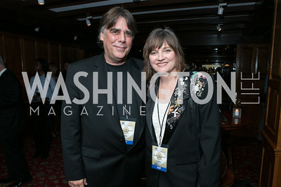 Chris Gage, Christine Albert.  2013 GRAMMYs on the Hill Awards. The Hamilton. April 17, 2013