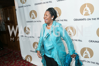 Rep. Sheila Jackson Lee. 2013 GRAMMYs on the Hill Awards. The Hamilton. April 17, 2013.