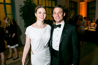Marisa Hecht, David Hecht. Photo by Alfredo Flores. 2013 Grin Gala. U.S. Chamber of Commerce. May 11, 2013