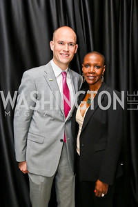 2013 HRC Gala Co-Chairs Jason Laney, June Crenshaw. Photo by Tony Powell. 2013 HRC Gala Corporate Sponsor Appreciation Breakfast. May 8, 2013