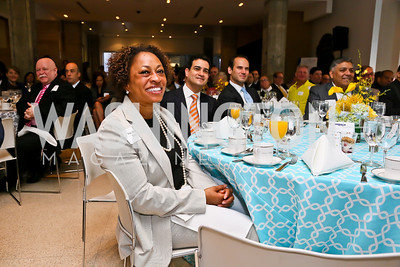 Oracle's Traci Wade. Photo by Tony Powell. 2013 HRC Gala Corporate Sponsor Appreciation Breakfast. May 8, 2013