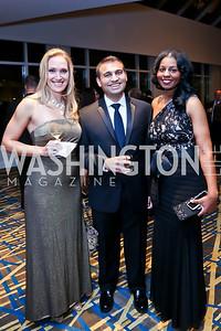 Diane Ashley, Murjaza Ahmed, Nicci Williams. Photo by Tony Powell. Heroines in Technology. Hilton McLean Tysons Corner. November 8, 2013