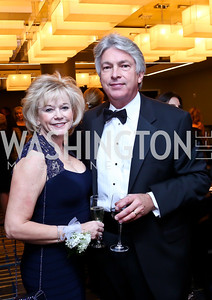 Sherryl and Bob Dorch. Photo by Tony Powell. Heroines in Technology. Hilton McLean Tysons Corner. November 8, 2013