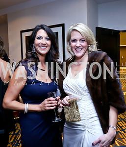 Jeana Foster, Dondi Saunders. Photo by Tony Powell. Heroines in Technology. Hilton McLean Tysons Corner. November 8, 2013