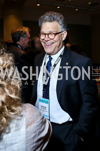 Sen. Al Franken. Photo by Tony Powell. 2013 J Street Gala Dinner. Convention Center. September 30, 2013