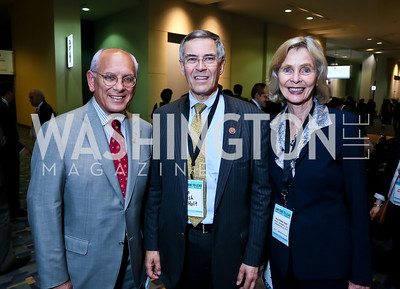 Rep. Paul Tonko, Rep. Rush Holt, Rep. Lois Capps. Photo by Tony Powell. 2013 J Street Gala Dinner. Convention Center. September 30, 2013